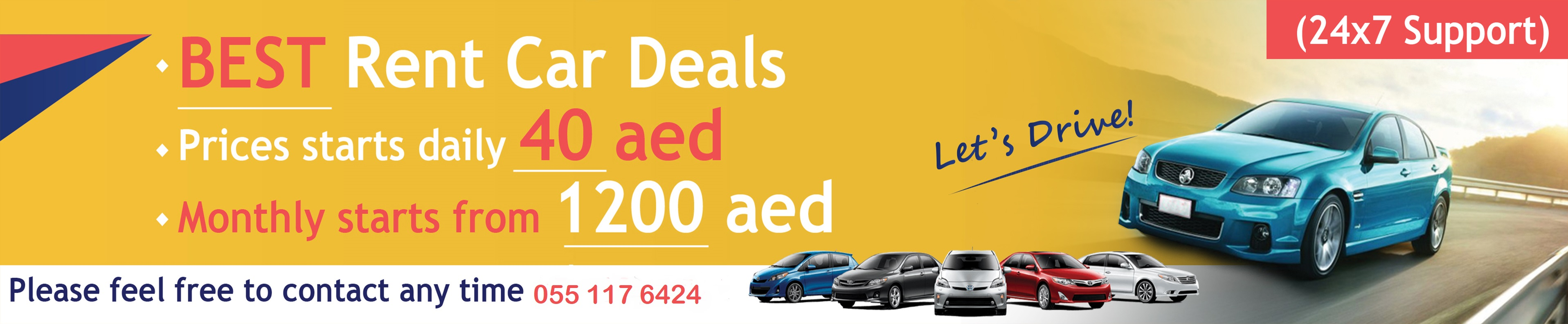 lookatme car rental dubai offer