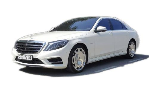Mercedes Benz S600 V12