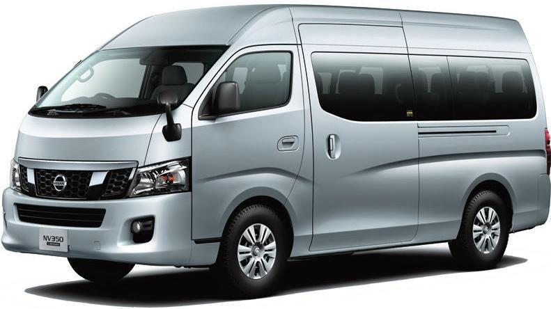Nissan Micro Bus
